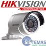 Camara Tipo Bala Infrarroja Color 720 Tvl Base Picadis 1/3