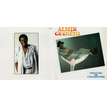 Cd Almir Guineto Perfume De Champanhe 1987 2000 ( Bra ) Novo