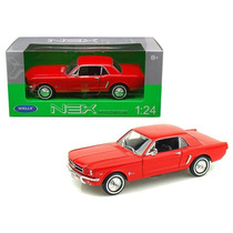 Welly Ford Mustang C 1964 1:24 22451