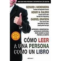 Como Leer Una Persona Como Un Libro - Que Piensan De Ti?