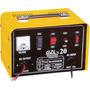 Cargador De Baterias Carro Ó Moto 30 Amp. 12-24 V. (tungar)