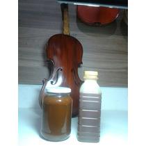 Goma Laca Indiana Para Violino E Instrumentos De Corda 250ml