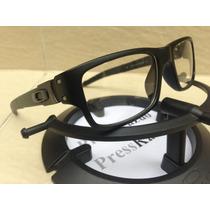 Oculos De Grau Preto Fosco Muffler Masculino Lente