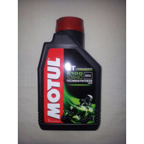 Aceite Motocicleta 4 Tiempos 5100 10w40 1l Technosynthese