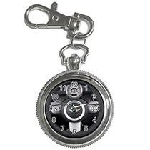 Reloj Mens Mini Cooper Cabrio Llavero Reloj