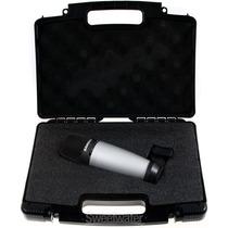 Micrófono Condenser Samson C03 Profesional + Estuche Mic Co3