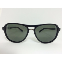 Óculos De Sol Union Pacific Polarized Preto Frete Grátis