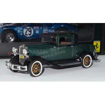1:32 Hudson 1930 Verde Signature Models Carcacha