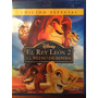 Blu-ray The Lion King 2 / El Rey Leon 2 El Reino De Simba