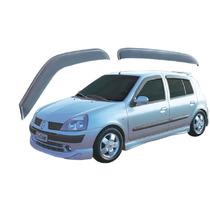 Calha De Chuva Tg Poli Renault Clio Hatch/sedan 00 A 16 4 Po