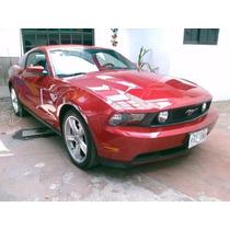 Mustang 2011 V8 18000 Km Piel Automatico Piel Cambiaria Sem