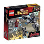 Educando Lego Super Héroes 76029 Iron Man Vs Ultron Bloques