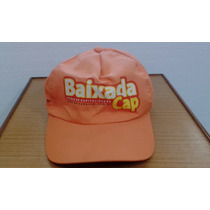 Boné Chapéu Promocional Baixada Cap Para Colecionador