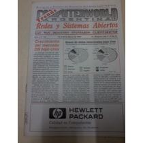 Revista Computerworld Argentina N 134 Marzo 1993 Mercado Db