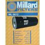 Filtro Millard Ml 3612
