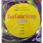 Juego De Cuerdas Para Bajo Distel 045-105 Envío Incluido