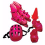 Super Kit Radical Patins Sports Completo + Proteção + Brinde