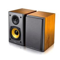 Monitor De Referência Edifier R1000t4 Madeira Par 24w Áudio