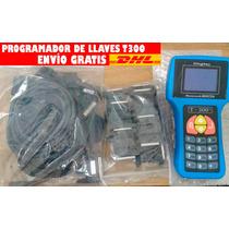 T300 Programador De Llaves V.16.8 Full Envío Gratis