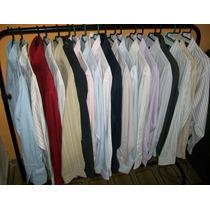 Lote 10 Camisa Social Masc. Curta / Longa ( Brecho Rainhos )