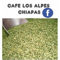 Café En Grano Verde (café Oro) Chiapas 1 Kilo