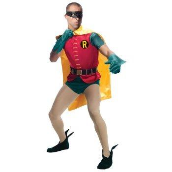 Disfraz De Robin Clasico Batman Para Adultos Envio Gratis ...