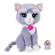 Fur Real Friends Pelúcia Interativa Hasbro - Gatinha Bootsie