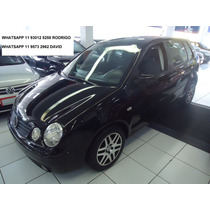 Polo Hatch 1.6 Flex 2006 Completo