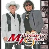 Cd Milionário & José Rico Vol.27 Decida