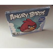 Angry Birds Juego Pc Cd-rom Nuevo Y Original Ingles
