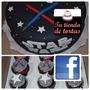 Tortas Decoradas 1,5k + 12 Cupcakes O 12 Cookies