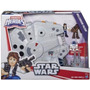 Millenium Falcon - Star Wars - Playskool Heroes - Hasbro!!!<br><strong class='ch-price reputation-tooltip-price'>$ 3.500<sup>00</sup></strong>