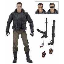 Nuevo Terminator Schwazenegger 3 Caras De Neca En Oferta