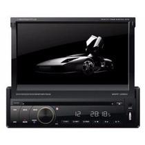 Stereo Con Pantalla Napoli 7968 Gps Usb Dvd Tv Digit Garant