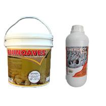 Aminoaves+energect Aves Índio Gigante Postura Poedeiras