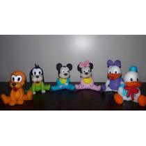 Souvenirs Porcelana Fria Mickey Y Amigos Lonney Tunes