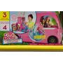 Barbie Mega Trailer Da Barbie Pop-up Camper Mattel