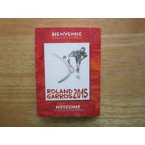 Roland Garros Mapa Canchas Oficial De French Open 2015 Nuevo