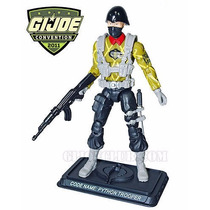 # Gi.joe Cobra Python Trooper Box Night Force Joecon 2013