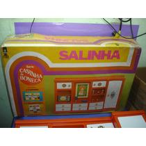 Brinquedo Salinha Atma Serie Casinha De Boneca , Na Caixa
