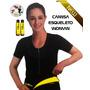 Hotshappers Camisa Mujer + 2 Cremagel+dvd De Ejercicios