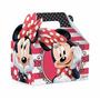 Maleta Kids Minnie Disney (10 Unidades) Caixa Surpresa
