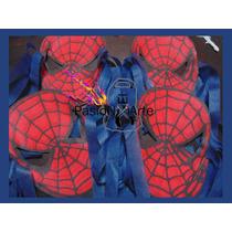 Mascara Hombre Araña,superheroes,vengadores Etc Unicas