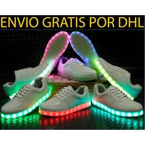 Teniss Led Luminosos Zapatos Envio Gratis Entrega Inmediata