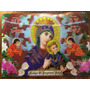 Quadro Imagem Religiosa Virgem Maria E Menino Jesus 24x34cm