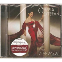 Gloria Estefan The Standards Cd Original Lacrado