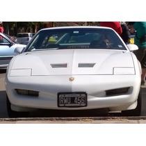 Pontiac Trans Am Gta Modelo 1991 Único En El Pais