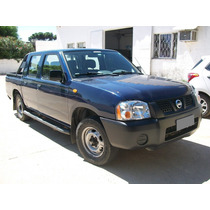 Solycar Nissan Frontier D/c Inmaculado!!!