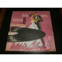 Lp Waldir Calmon - Feito Para Dançar Nº8, Disco Vinil, 1957
