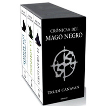 Crónicas Del Mago Negro Trudi Canavan Saga Completa